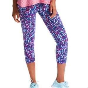 Vineyard Vines School of Whales cropped leggings